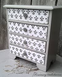 Jewelry Armoire Under 50 70 Best Craft Chalk Paint Jewelry Boxes Images On Pinterest