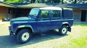 land rover pickup for sale second hand land rover defender double cab pickup tdci 2 2 for