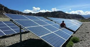 why is it to solar panels kashmir j k has potential to generate a lot more hydel power than