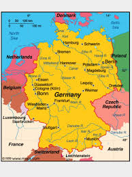 Map Of Germany And Austria by Dear Diary Thinglink