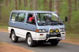 mitsubishi van delica starwagon of the commonwealth clunkbucket