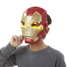 marvel captain america civil war iron man tech fx mask