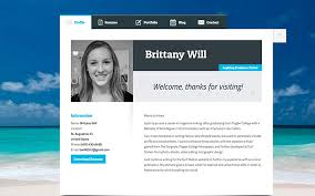 Examples Of Online Resumes by Create A Resume Website Build A Personal Website U0026 Portfolio