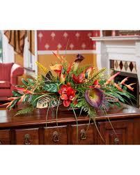 Dining Room Flower Arrangements - silk flower arrangements for dining room table barclaydouglas