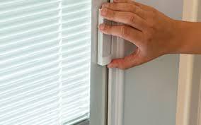 Glass Blinds Doorglass Built In Blinds Severe Weather Door Glass Transom