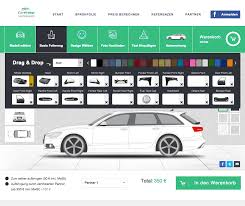 auto designen auto gestalten drivindu