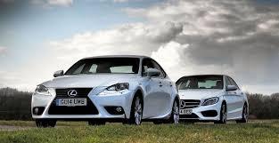 lexus better than mercedes lexus is iii generation drive