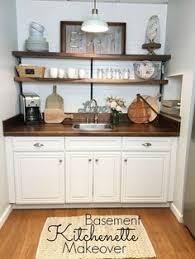 Basement Kitchen Ideas Small Cottage And Vine Monday Inspiration Hardworking Butler U0027s