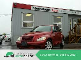 2004 chrysler pt cruiser for sale used cars in woodbridge