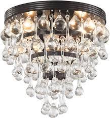 3 Bulb Ceiling Light Fixture Elk 31272 3 Ramira Rubbed Bronze Flush Ceiling Light Fixture