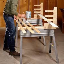 secrets of the sawhorse 7 sawhorse tips and tricks