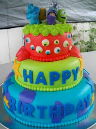 207 best cakes monsters inc images on pinterest biscuits