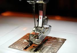 Machine Blind Stitch Sew A Blind Hem With Blindstitch Foot 5 Weallsew