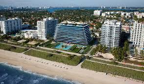 porsche design tower construction the new fendi chateau residences luxury condominium in surfside