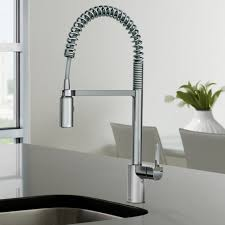 pulldown kitchen faucet cool moen align one handle pre rinse pulldown kitchen faucet
