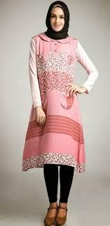 kumpulan desain baju muslim remaja sehari hari kumpulan model