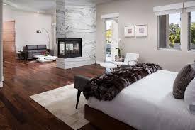 bedroom elegantmodern rectangle black laminated fireplace in