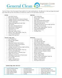 Window Cleaning Estimate Template general clean image home pinterest cleaning cleaning