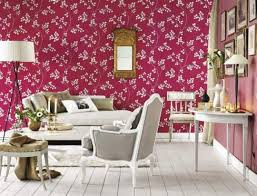 Wallpaper Wall Designs And This Modern Wallpaper Bedroom Design - Home interior wall design ideas
