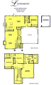 Valencia Floor Plans Pleasanton Ca