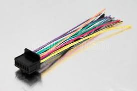 pioneer wire harness deh p3900mp p3000ib 2000mp 16 4 ebay