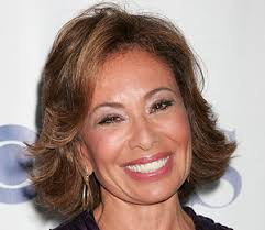 judge jeanine pirro hairstyle judge jeanine pirro raises awareness for national day of beauty