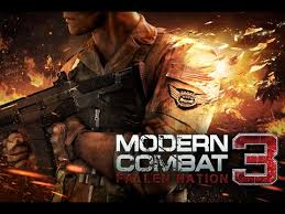 modern combat 3 apk free modern combat 3 fallen nation for android free modern