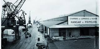 chambre de commerce de nantes l histoire du hangar à bananes titan espace événementiel titan