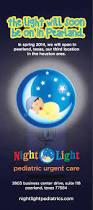 Night Light Pediatric Nightlight Pediatrics U2014 Ko Design