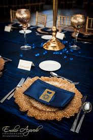 Navy Blue Table L 47 Blue Plate Table Setting 15 Place Setting Ideas How To