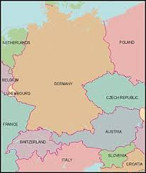 map of germany in europe why learn german in melbourne language excellence