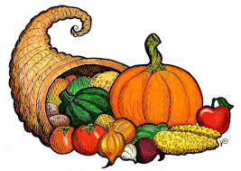 thanksgiving cornucopia clipart happy thanksgiving