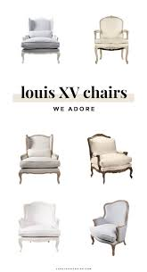 Louis 15th Chairs 3 Louis Chair Styles U0026 How To Spot The Differences