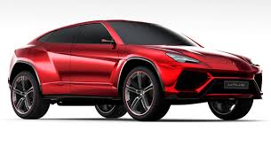 lamborghini 4 door car official lamborghini s urus concept is a 600hp suv aiming for the