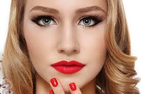 eye makeup for dark hair light skin