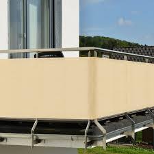 balkon abdeckung balkon sichtschutz diverse höhen farben hier kaufen