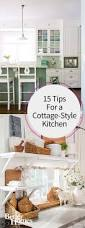 Cottage Kitchen Designs Photo Gallery by Best 25 Cottage Style Kitchens Ideas Only On Pinterest Cottage