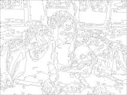 coloring print printable paint by numbers at set gallery coloring