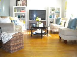 simple living room decorating ideas with small living room design sofas for small living rooms with simple white sofas and wooden