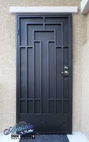 stupendous metal security screen door collection and installing