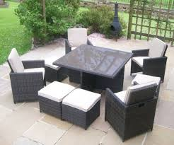 Ebay Wicker Patio Furniture - chair blue wood dining chairs winda 7 furniture rattan table and