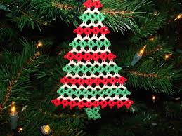 tatted christmas tree ornament cckittenknitss weblog before i