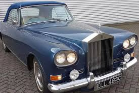 roll royce 2020 rare 1965 rolls royce silver cloud with rock u0027n u0027 roll pedigree to