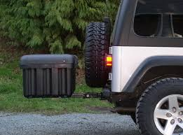 cargo rack for jeep hitch mount cargo carrier on tj jeepforum com jeep