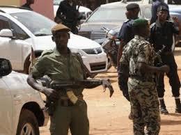 bureau de sortie douane douanes 30 officiers formés en technique d intervention niarela