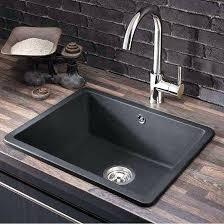 Granite Single Bowl Kitchen Sink Black Granite Sink Granite Sink Lifecoachcertification Co