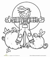 cute halloween coloring pages education