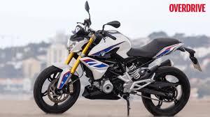 bmw motocross bike od news tvs bmw g 310 r revealed youtube