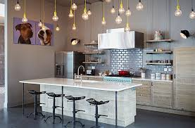 Style Of Kitchen Design 50 Trendy Eclectic Kitchens That Serve Up Personalized Style