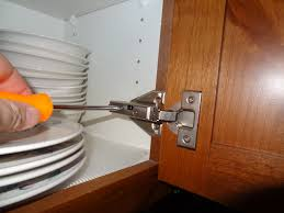 How To Fix A Cabinet Door How To Fix Kitchen Cabinets That Won T Stay Closed Trekkerboy